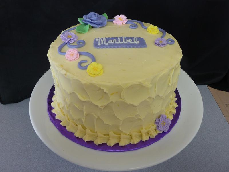 Female Adult Birthday Cakes